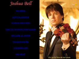 diaporama pps Joshua Bell