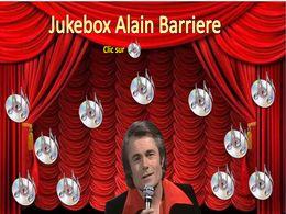 diaporama pps Jukebox Alain Barrière