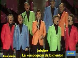 diaporama pps Jukebox – Les compagnons de la chanson