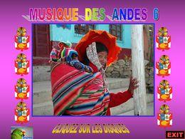 diaporama pps Jukebox 10 – Musiques des Andes 6