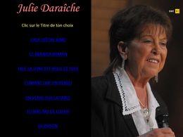 diaporama pps Julie Daraîche