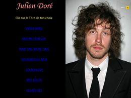 diaporama pps Julien Doré