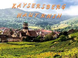 diaporama pps Kaysersberg Haut-Rhin
