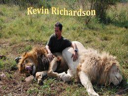 diaporama pps Kevin Richardson – Afrique du Sud