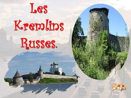 diaporama pps Kremlins russes