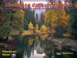 diaporama pps L'automne dans un miroir 2