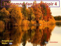 diaporama pps L'automne dans un miroir 4