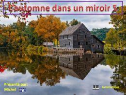 diaporama pps L'automne dans un miroir 5