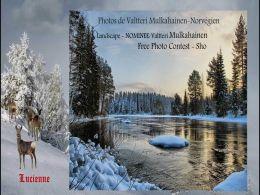 diaporama pps L'hiver – Photos de Valtteri Mulkahainen