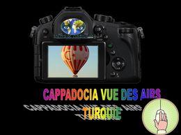 diaporama pps La Capadoce en ballon Turquie