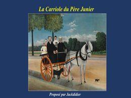 diaporama pps La carriole du père Junier