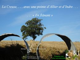 diaporama pps La Creuse avec une pointe d'Allier et d'Indre