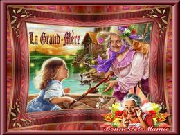 diaporama pps La Grand-Mère