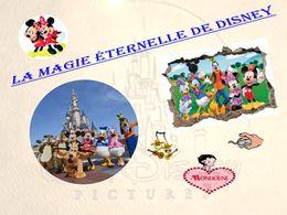 diaporama pps La magie éternelle de Disney