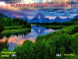 diaporama pps La nature dans son miroir 28
