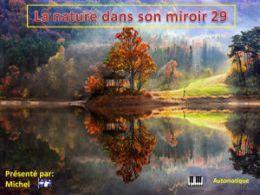 diaporama pps La nature dans son miroir 29
