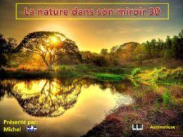 diaporama pps La nature dans son miroir 30