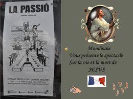 diaporama pps La passion du Christ