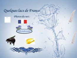 diaporama pps Lacs de France