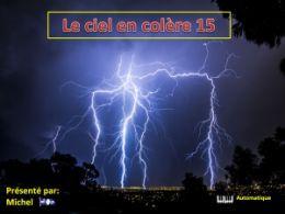 diaporama pps Le ciel en colère 15