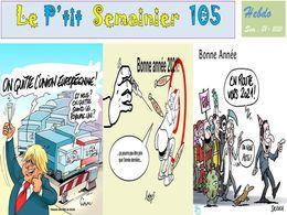diaporama pps Le p'tit semainier 105