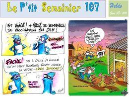 diaporama pps Le p'tit semainier 107
