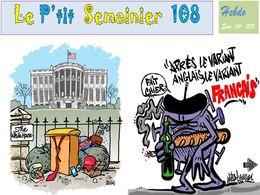 diaporama pps Le p'tit semainier 108
