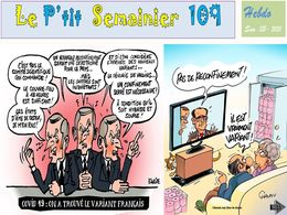 diaporama pps Le p'tit semainier 109