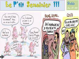 diaporama pps Le p'tit semainier 111