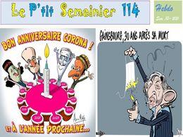 diaporama pps Le p'tit semainier 114
