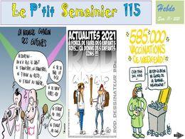 diaporama pps Le p'tit semainier 115