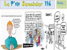 diaporama pps Le p'tit semainier 116