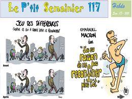diaporama pps Le p'tit semainier 117