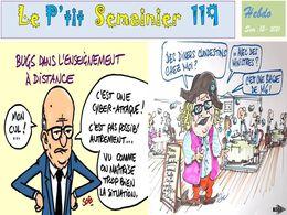diaporama pps Le p'tit semainier 119