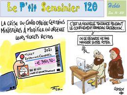 diaporama pps Le p'tit semainier 120