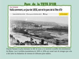 diaporama pps Le parc de la tête d'or – Lyon