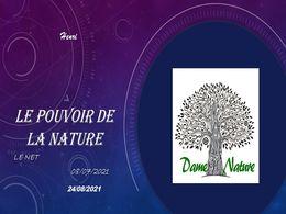 diaporama pps Le pouvoir de la nature