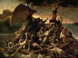 diaporama pps Le Radeau de La Méduse – Théodore Géricault