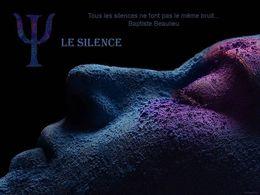 diaporama pps Le silence