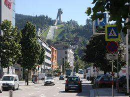 diaporama pps Les beautés d'Innsbruck