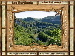 diaporama pps Les Martinets du Lézert