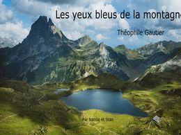 diaporama pps Les yeux bleus de la montagne