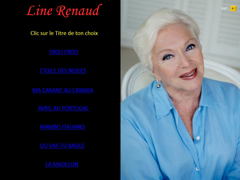 diaporama pps Line Renaud I