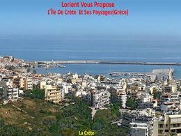 diaporama pps L'ile de Crète et ses paysages – Grèce