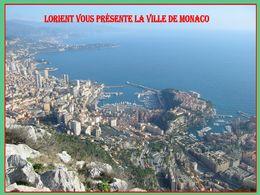 diaporama pps La principauté de Monaco