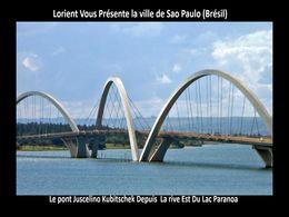 diaporama pps La ville de São Paulo