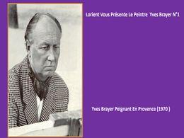 diaporama pps Yves Brayer – Peintre