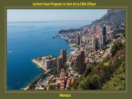 diaporama pps Le Vars et la Côte d'Azur