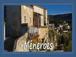 diaporama pps Village de Ménerbes