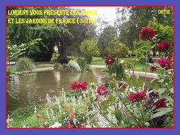 diaporama pps Les parcs et les jardins de France